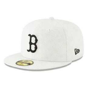New Era 59Fifty Snapback Cap - Chicago Red Sox